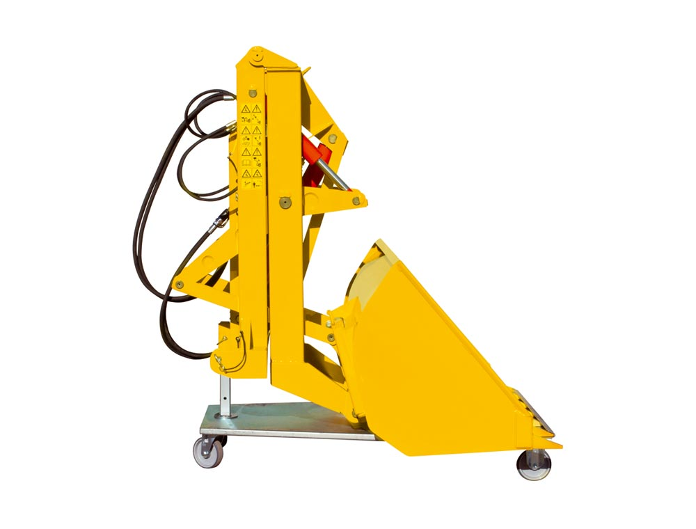 Accessories Accessories Rear Mounted Loader Rear